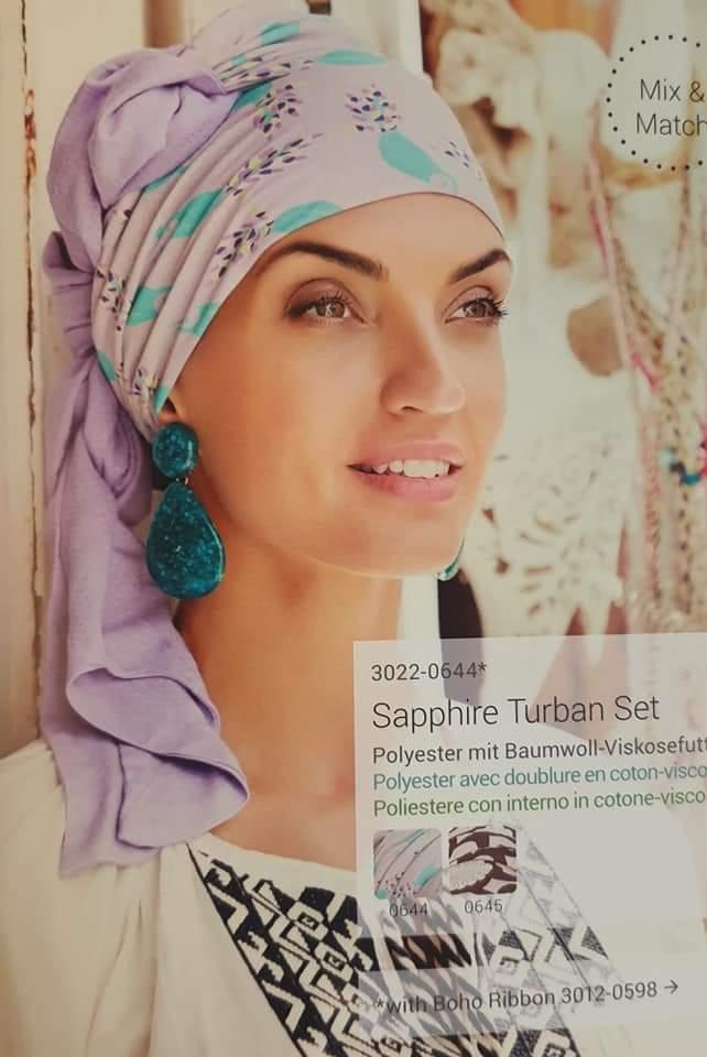 turban à La Natur'elle Martigny