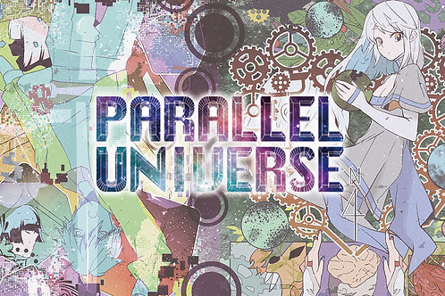 【PARALLELUNIVERSE】カード+ブロマイドセット
