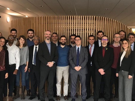 Deuxième rencontre des différents acteurs de Galileo 4 Mobility à Paris !