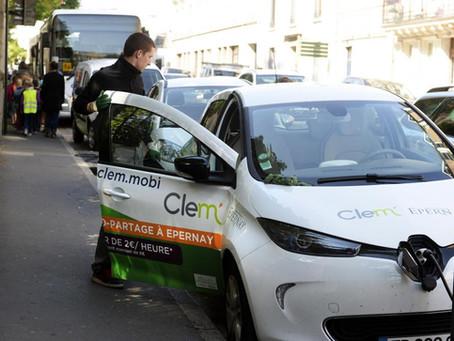 Déconfinement, l'état encourage l'utilisation de l'autopartage éléctrique