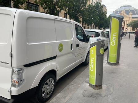 Un réseau de camionnettes partagées déployé à Paris, une première dans le monde