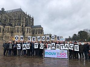Mouvn'go : accélération du service d'autopartage du Pôle métropolitain du Mans et démarrage de la ph
