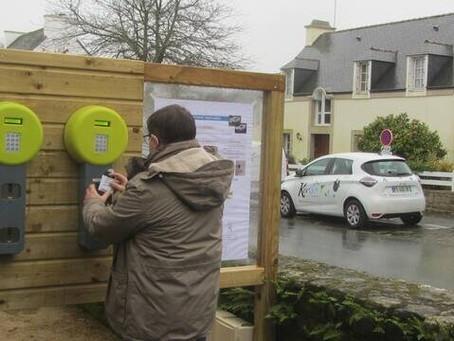 Le Juch. Cinq questions sur KêrGo, nouveau système de partage de véhicules électriques