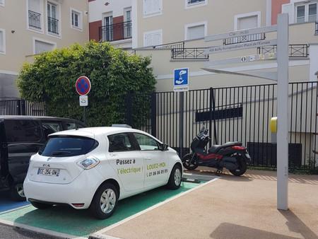 Un nouveau véhicule en autopartage à Bailly-Romainvilliers