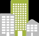 Habitats collectifs qui proposent des services d'électromobilité comme l'autopartage de véhicules électriques et la recharge intelligente