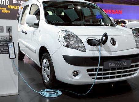 Des utilitaires électriques en autopartage débarquent à Paris !