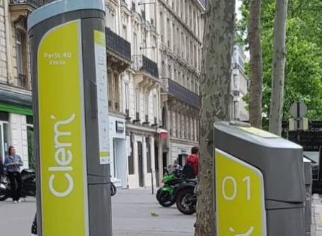 Clem' déploie son service d'autopartage de véhicules utilitaires légers électriques à Paris