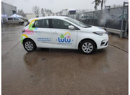 Chenevières : top départ pour Lulu, le service d'autopartage électrique