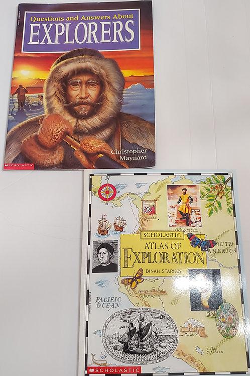 World Exploration (Elementary/ Middle)
