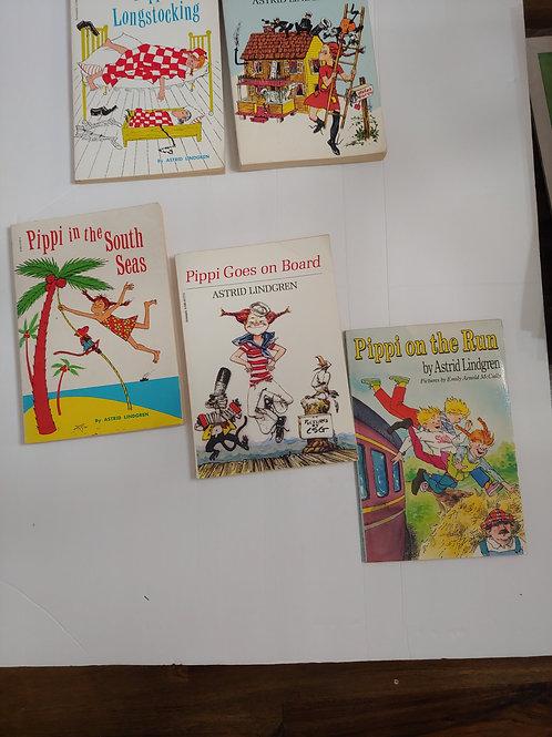 Pippi Longstockings Series