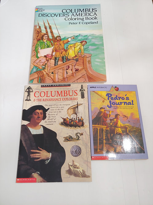 Christopher Columbus (Elementary/ Middle)