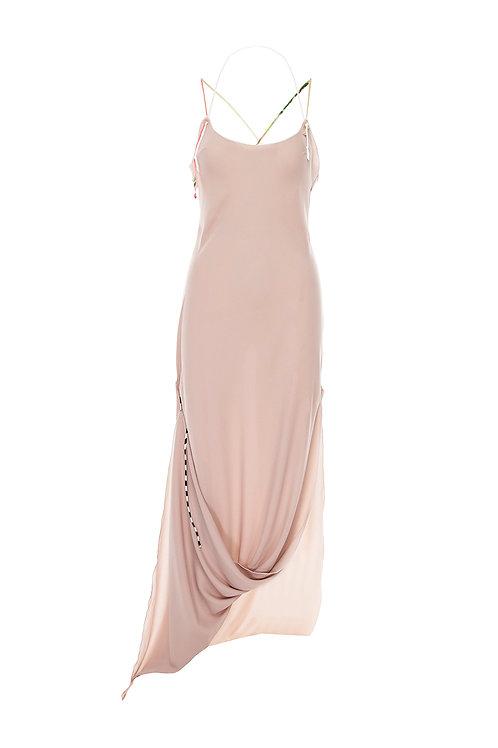 Long slip under dress