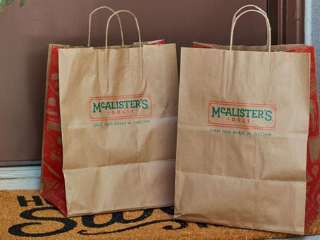McAlister's Deli Thrives with Covid Adaptations