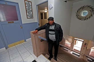 Former UPS Driver Moves from Parcels to Projects