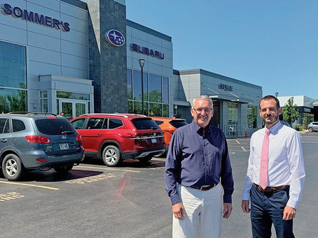 How Wisconsin Auto Dealer Copes with Chip Fallout