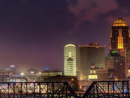 Des Moines Is Among U.S. 'Breakout Cities'