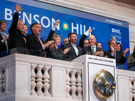 Clang! Clang!: We Need More Bell-Ringers Like Benson Hill