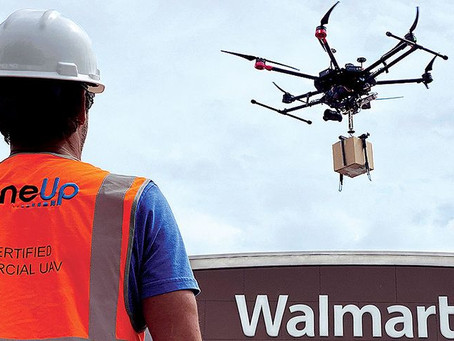 Walmart Casts 'Wide Net' with AVs, Drones