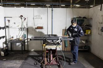 Minnesota Furniture Makers Hit Supply Crimps