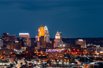 """You Are in Cincinnati."""