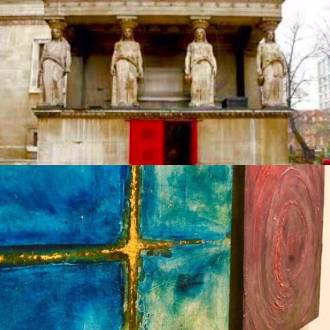 ITALIAN ART IN LONDON 26-04-2017