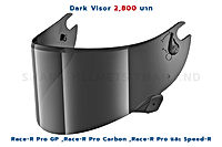 Dark Visor Race-R Pro Series