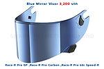 Blue Mirror Visor Race-R Pro Series