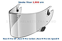 Smoke Visor Race-R Pro Series