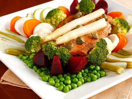 Culinária Terapêutica - Comida Natural e Viva: Pratos coloridos são opção de saúde