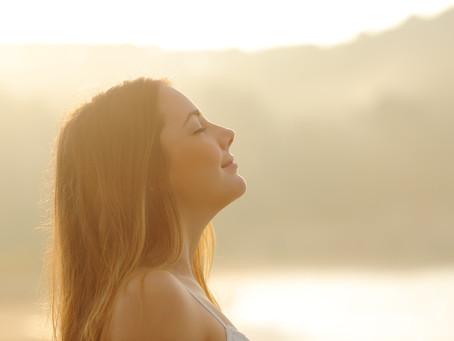A respiração da vida