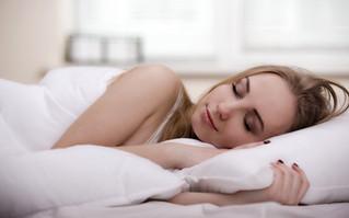 Dormir bem para acordar melhor!