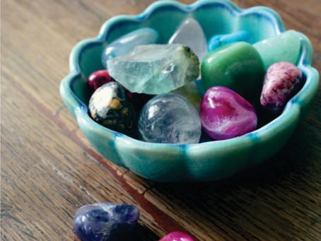 Pedras e Cura