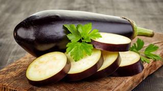Culinária terapêutica - Berinjela