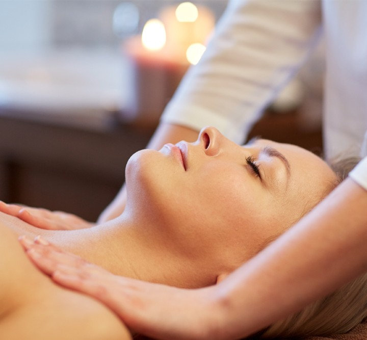 Lymphatic Drainage Therapy Specific Area