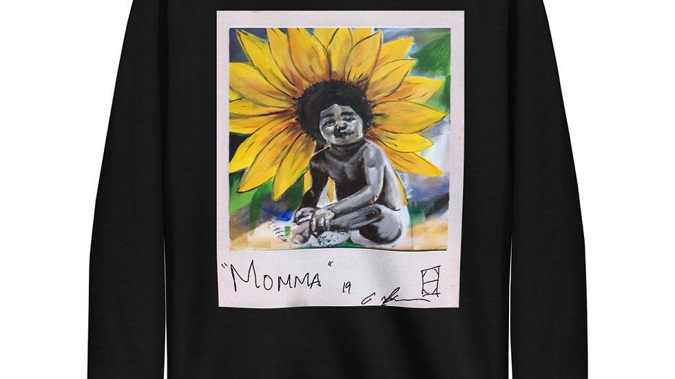 """""""Momma"""" Unisex Fleece Pullover"""