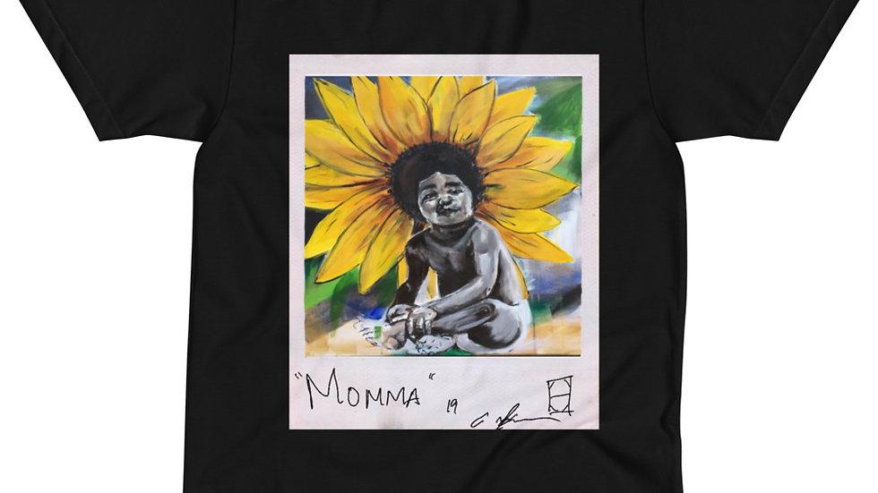 """""""Momma"""" Unisex Crew Neck Tee"""