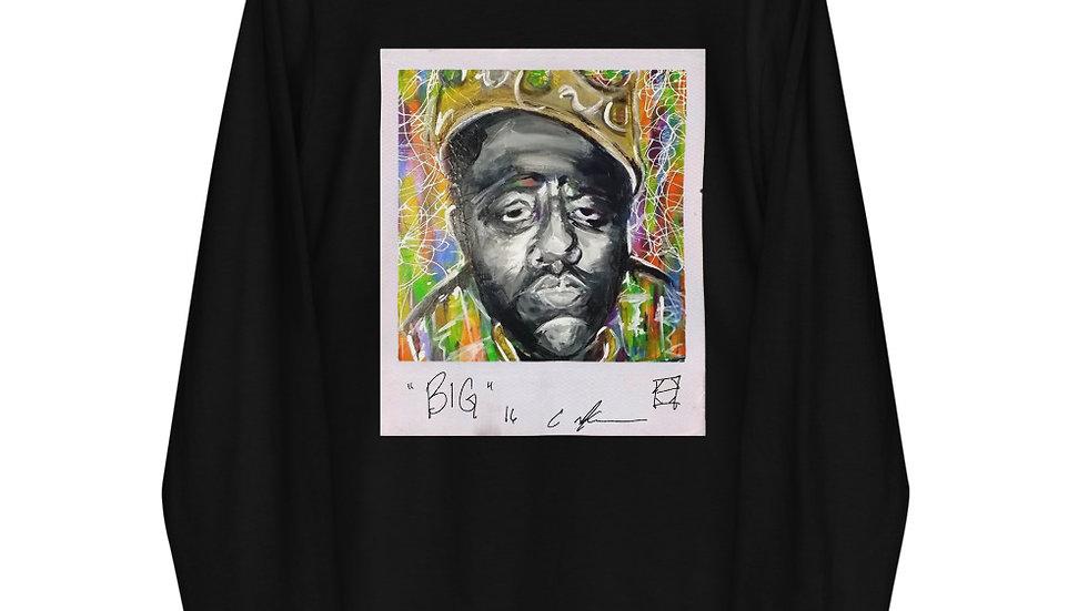 """BIG"" Long sleeve t-shirt"