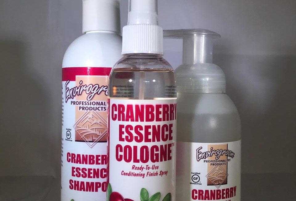 Cranberry Essence 3pc. Gift Set