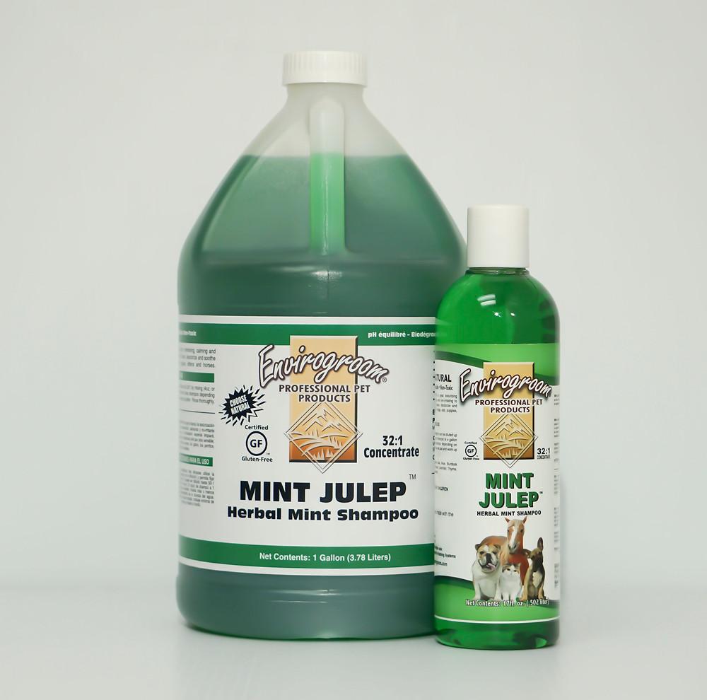 mint julep shampoo