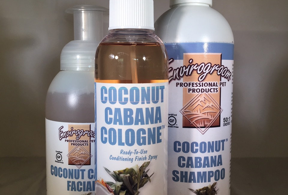 Coconut Cabana 3pc. Gift Set
