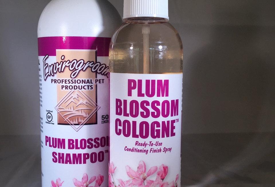 Plum Blossom 2pc. Gift Set