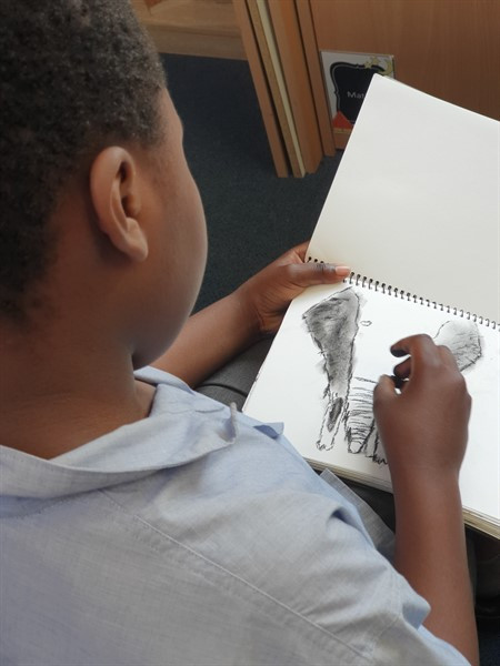 Year 5 Artists