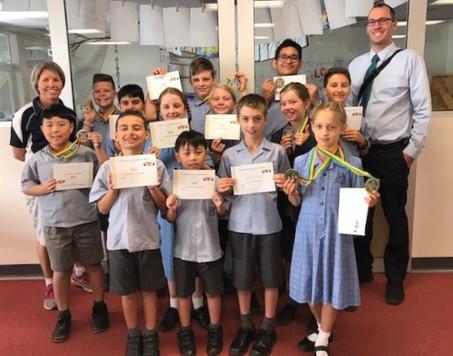 Win At Inter-school Chess Championship