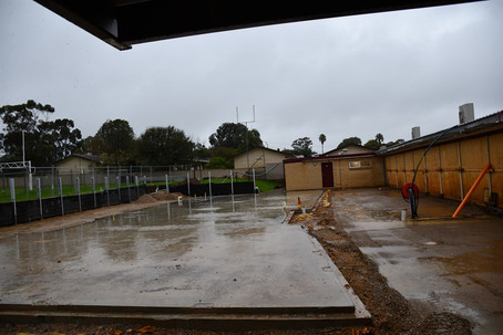 North Wing Project Update