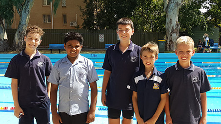 SAPSASSA Swimming Carnival