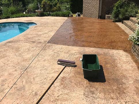 Concrete Sealing in Wesley Chapel FL