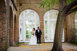 French and Muslim Micro Wedding West London