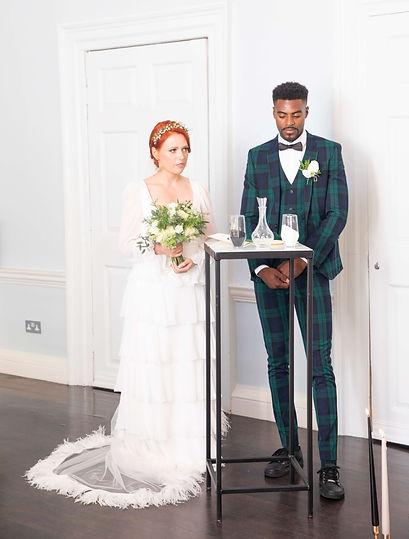 Multicultural Wedding South London Morde