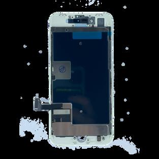 écran iPhone 8 blanc