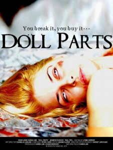 DOLL PARTS ON NSI ONLINE SHORT FILM FEST!